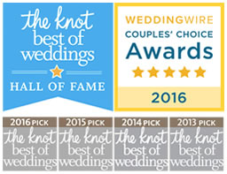 The Knot Best Of Weddings 2013 pick 2014 pick 2015 pick